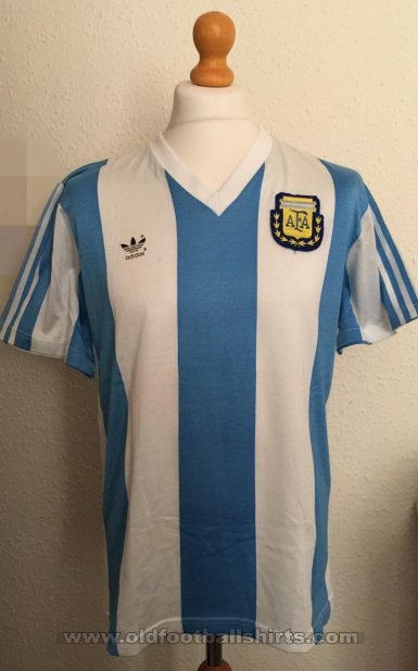 Argentina Home football shirt 1990