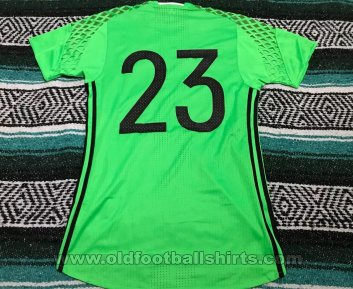 Argentina Goalkeeper football shirt 2016 - 2017