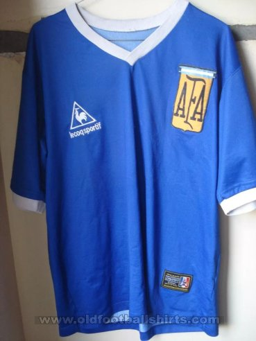 Argentina Away football shirt 1981 - 1982