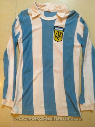 Argentina Home football shirt 1976