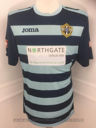 Grantham Town FC Away football shirt 2013 - 2014