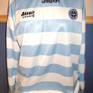Racing Levallois 92 football shirt 2006 - 2009