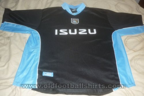 Coventry City Away футболка 2000 - 2001