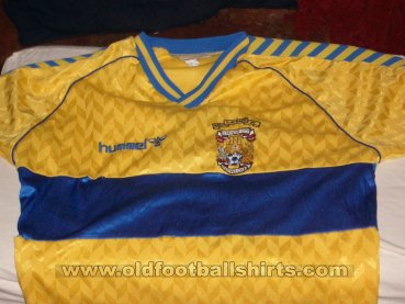 Coventry City Special voetbalshirt  1987 - 1989