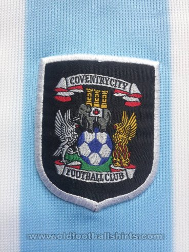 Coventry Home football shirt 2000 - 2001