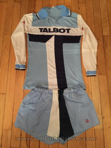 Coventry Home football shirt 1981 - 1983