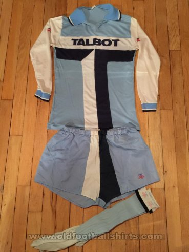 Coventry City Home voetbalshirt  1981 - 1983