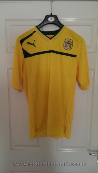 Coventry City Away voetbalshirt  2012 - 2013