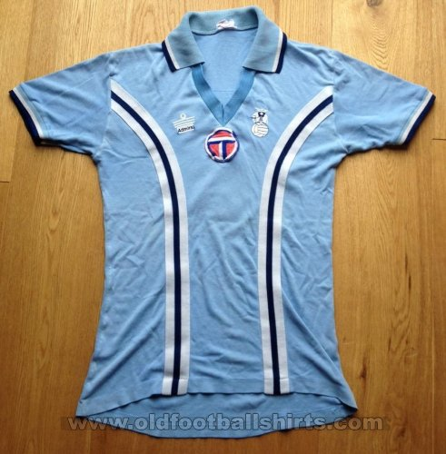 Coventry City Home voetbalshirt  1980 - 1981