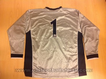 Coventry City Goalkeeper voetbalshirt  2000 - 2001