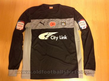 Coventry City Goalkeeper voetbalshirt  2012 - 2013