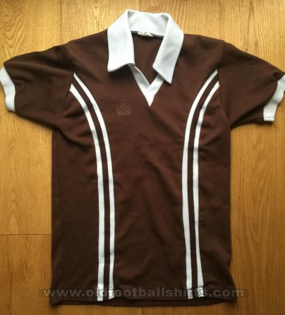 Coventry City Uit  voetbalshirt  1978 - 1981