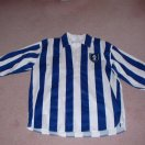 Coventry City baju bolasepak 1948 - 1951