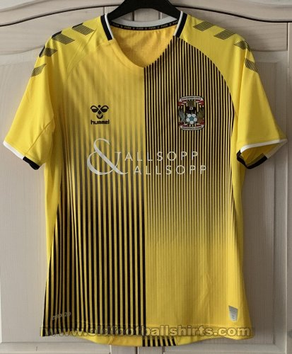 Coventry City Away voetbalshirt  2019 - 2020