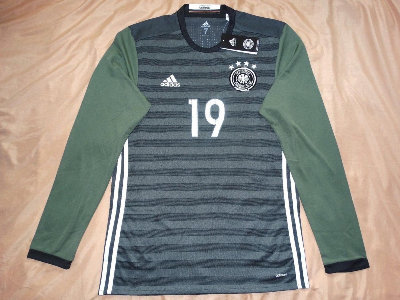 bcd48e7bce4 Germany Away camisa de futebol 2016 - 2017 ...