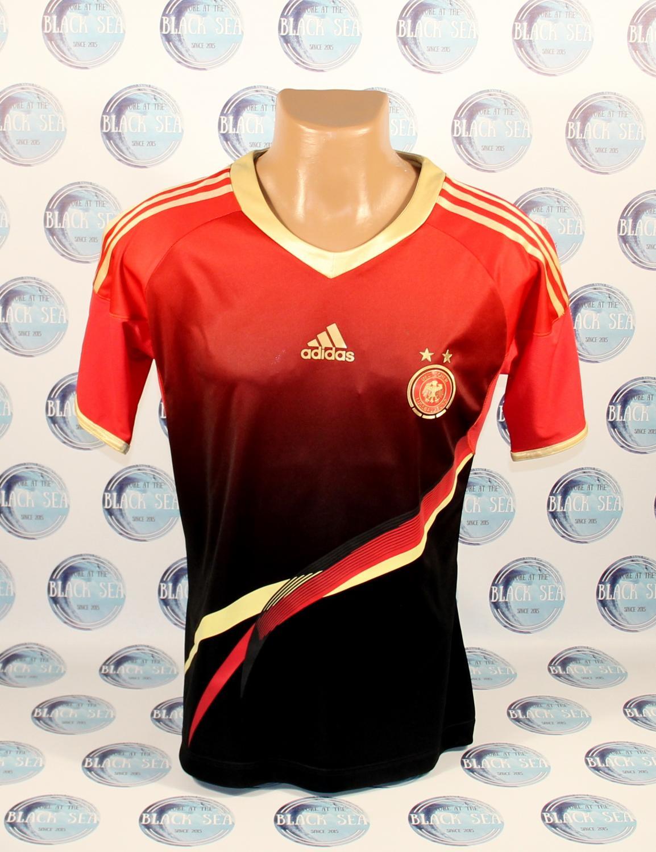 Germany Womens Teams football shirt 2011 - 2012.