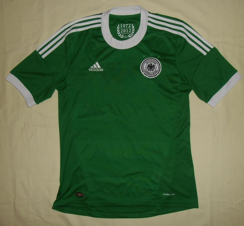 Germany Away football shirt 2012 - 2013.