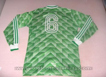 Germany Special football shirt 1989 - 1990