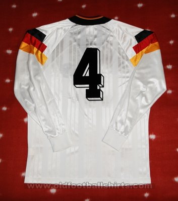 Germany Home football shirt 1992 - 1994