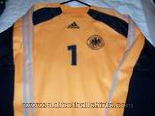 Germany Goalkeeper football shirt 2002 - 2004