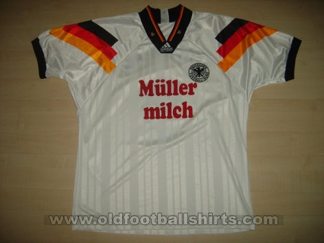 Germany Home football shirt 1991 - 1993