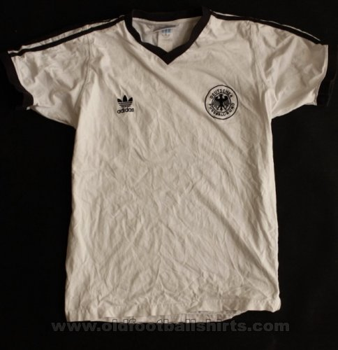 Germany Home football shirt 1970