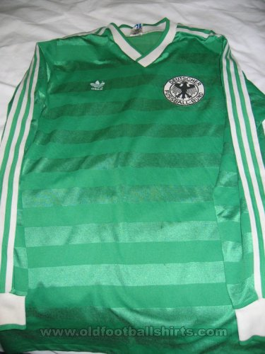 Germany Away football shirt 1980 - 1983