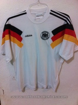 Germany Home football shirt 1990 - 1992