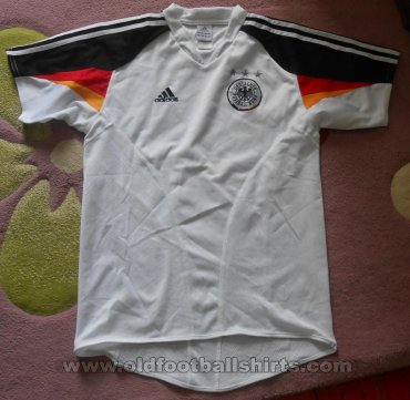 Germany Home football shirt 2004 - 2005