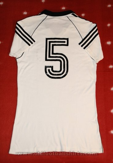 Germany Home football shirt 1982