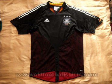 Germany Third football shirt 2004 - 2005