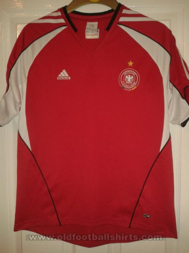 Germany Womens Teams football shirt (unknown year)