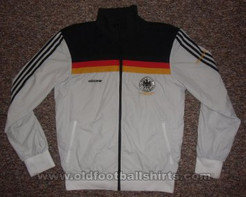 Germany Retro Replicas football shirt 1980