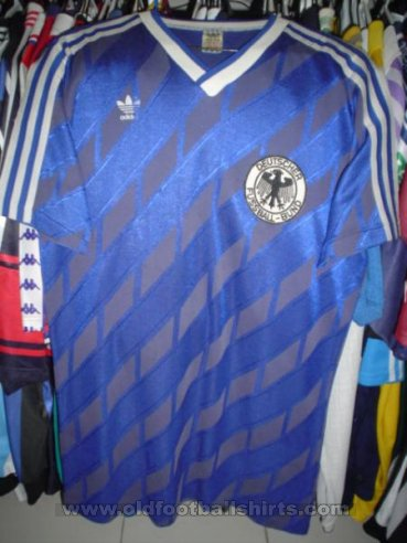 Germany Special football shirt 1986