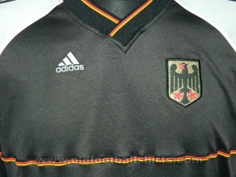 Germany Away football shirt (unknown year)