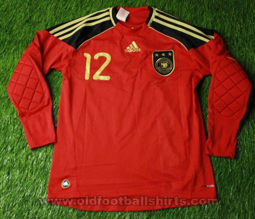 Germany Goalkeeper football shirt 2009 - 2010