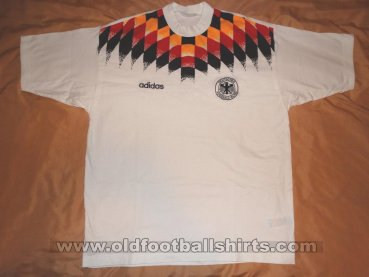 Germany Training/Leisure camisa de futebol 1994 - 1996