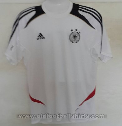 Germany Training/Leisure baju bolasepak 2012 - 2013