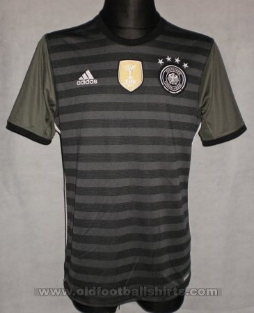 Germany Away football shirt 2016 - 2017