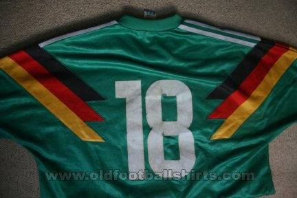 Germany Away football shirt 1990 - 1991
