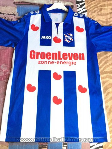 SC Heerenveen Home football shirt 2017 - 2018
