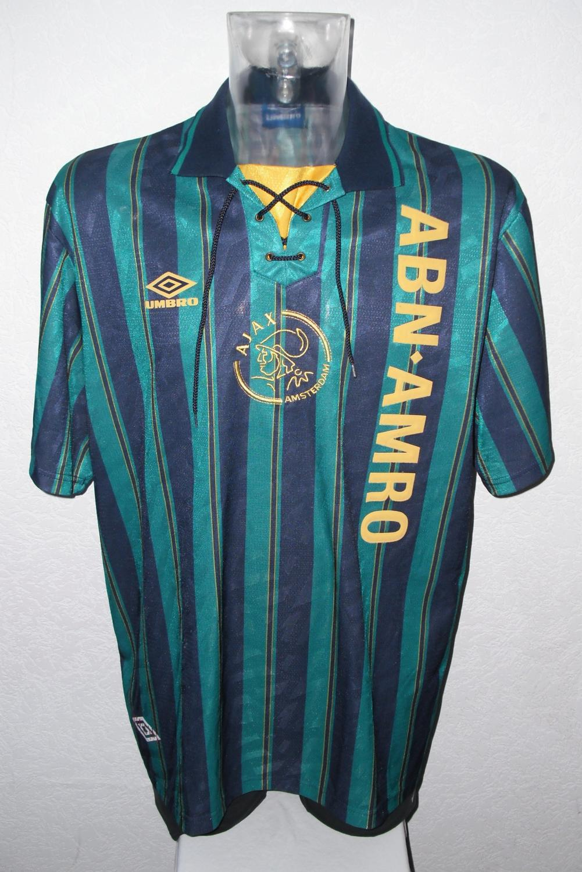 c170c469c10 Ajax Away maglia di calcio 1993 - 1994.