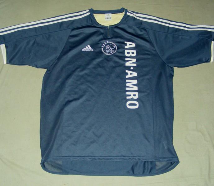 e7a1478c71 Ajax Away maglia di calcio 2003 - 2004.