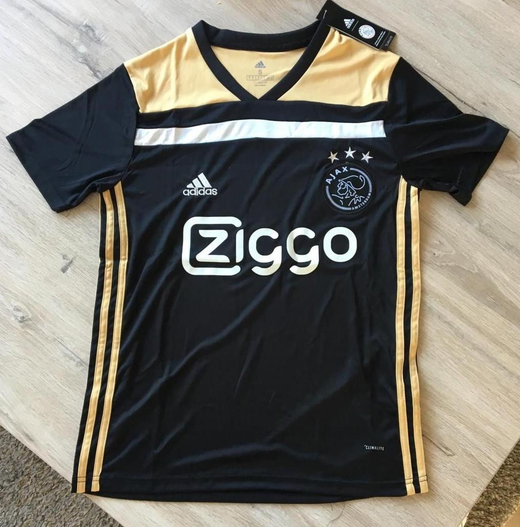 3aa43575de Campionato Nuovo Ajax Away maglia di calcio 2018 - 2019.