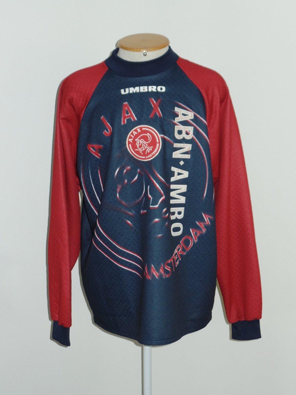 Ajax Portiere maglia di calcio 1997.