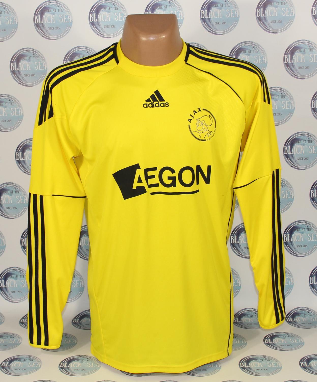 0a9c77df2a2 Ajax Goalkeeper Camiseta de Fútbol 2010 - 2011.