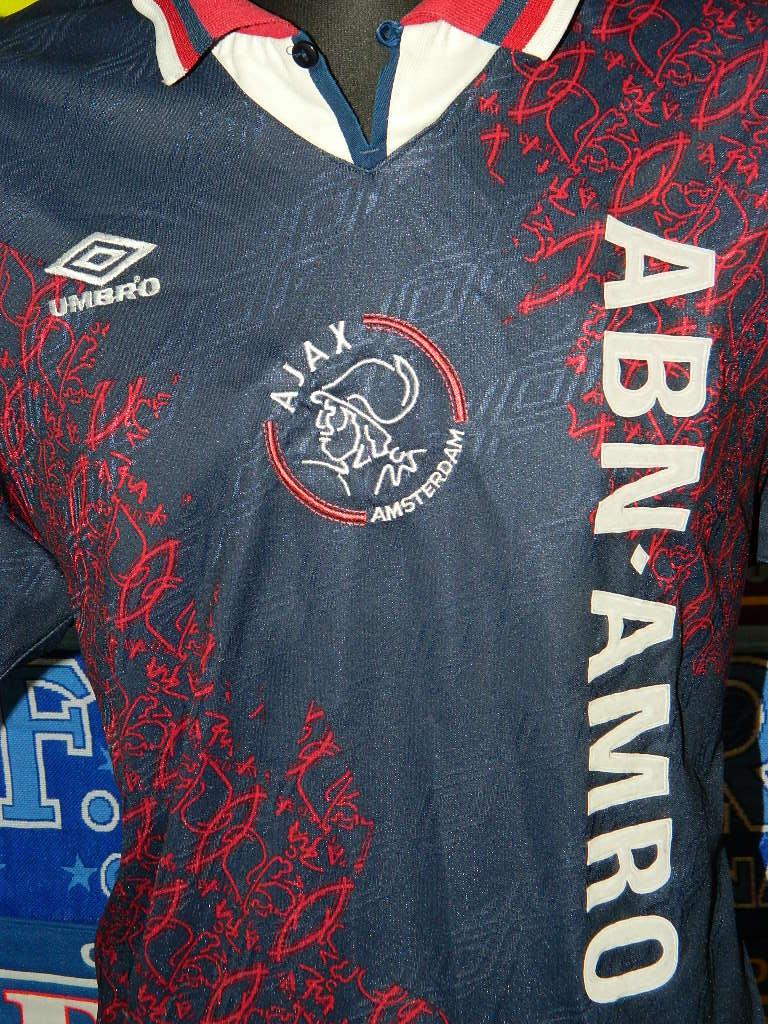 7fef401c1 Ajax Away maglia di calcio 1994 - 1995.