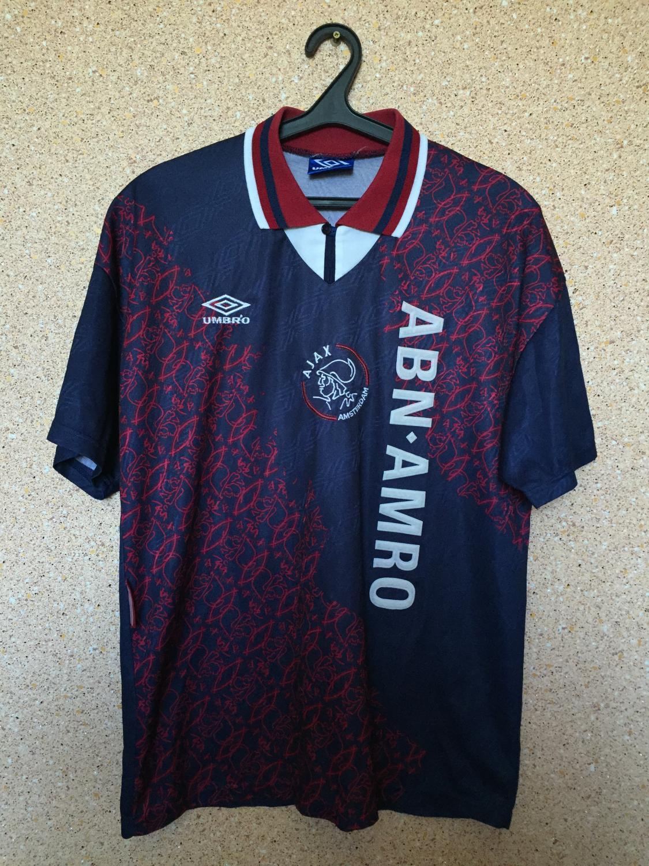 Ajax Away football shirt 1994 - 1995.