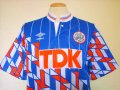 Ajax Away Camiseta de Fútbol 1989 - 1990