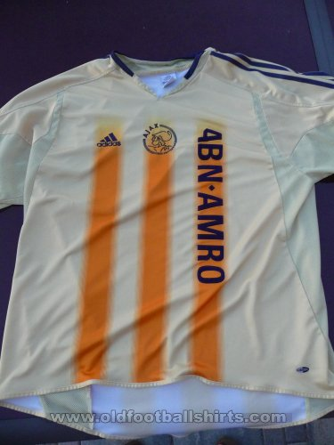 Ajax Away football shirt 2004 - 2005